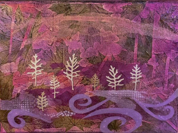 Lavender Swirl 1st view