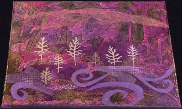 Lavender Swirl 4th view