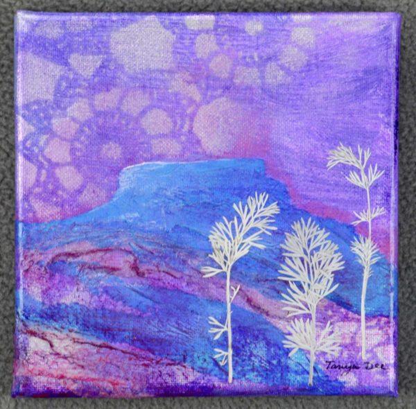 Purple Mesa 2nd View