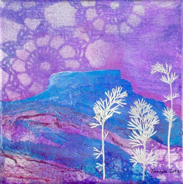 Purple Mesa 1st View